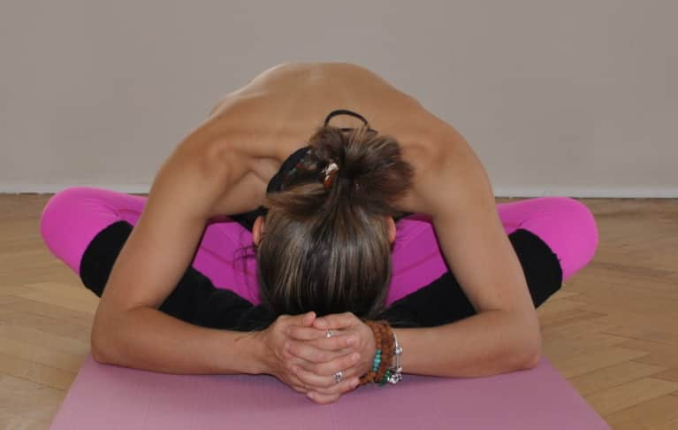 The One Yoga Pose To Do No Matter How Busy You Are