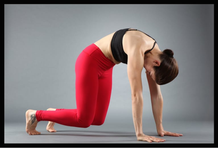 5 Yoga-Inspired Moves To Strengthen Your Joints