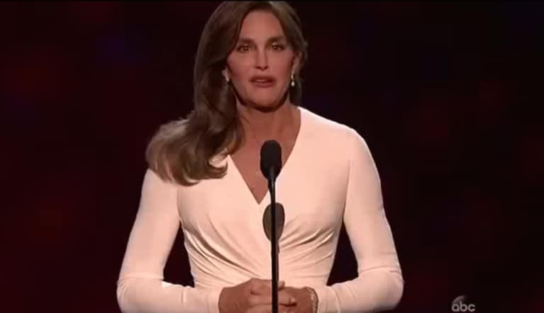 Watch Caitlyn Jenner's Moving ESPY Speech About Equality