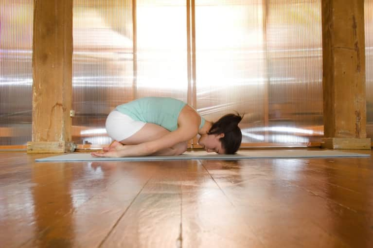6 Poses To Soothe The Weekend Warrior