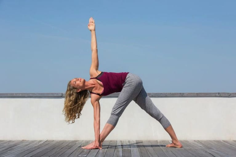 A 10-Pose Yoga Sequence To Balance Your Whole Body