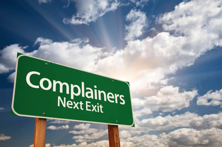 9 Self-Defense Tips To Protect Against Complainers