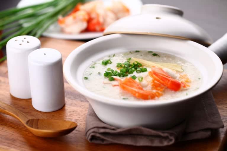 Want A Warm, Nourishing Breakfast? Try Congee!