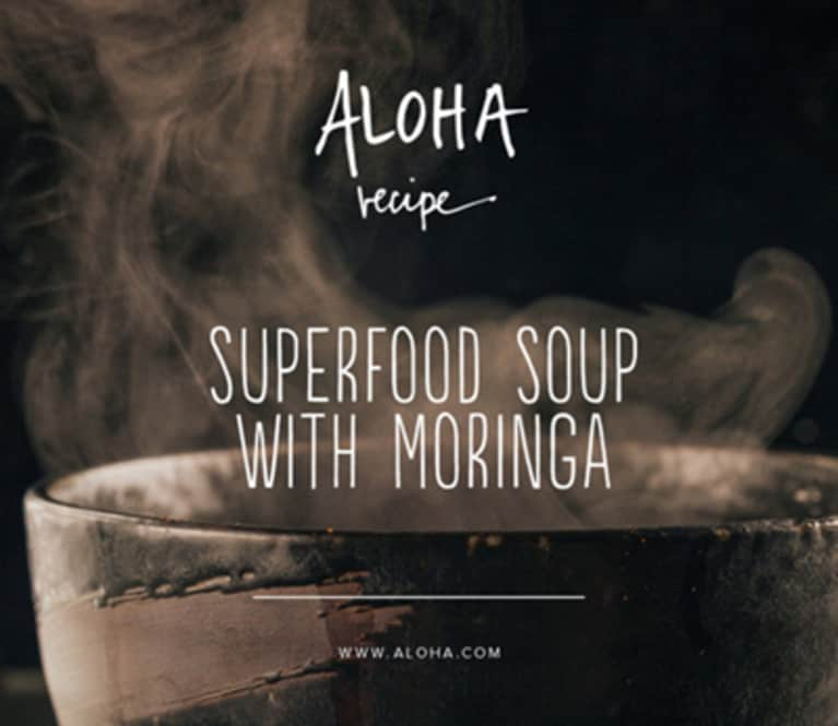 A Nourishing Vegan Soup To Keep You Warm This Winter