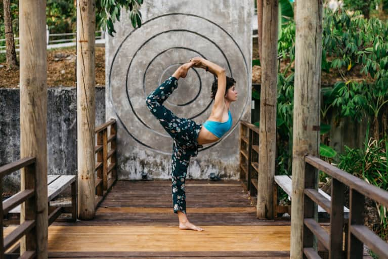"3 Ways Balancing Yoga Poses Can Help You Live Better ""Off The Mat"""