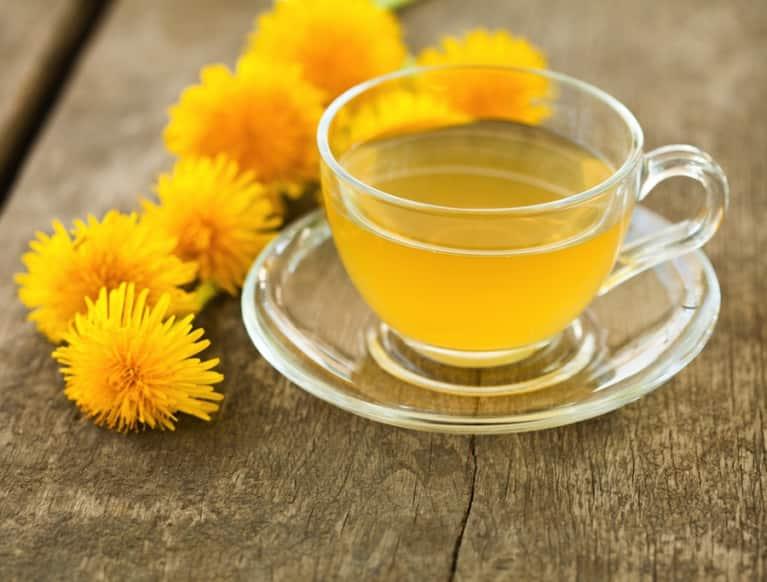 Dandelion Tea For Health & Healing