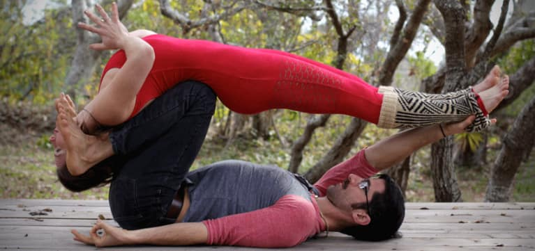 8 Things You Should Know About AcroYoga