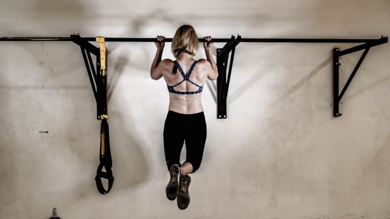 3 Exercises To Help You Finally Master A Pullup