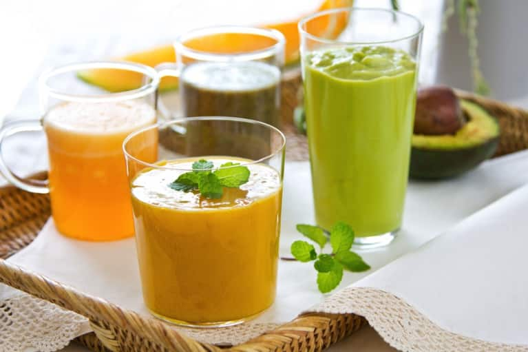 How To Ease Back Into A Healthy Life After Finishing A Cleanse