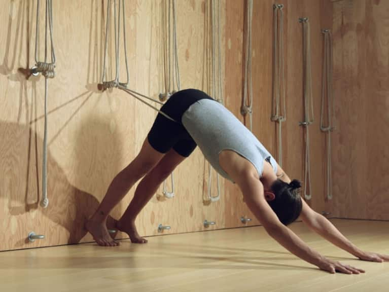 5 Reasons To Try Rope Wall Yoga