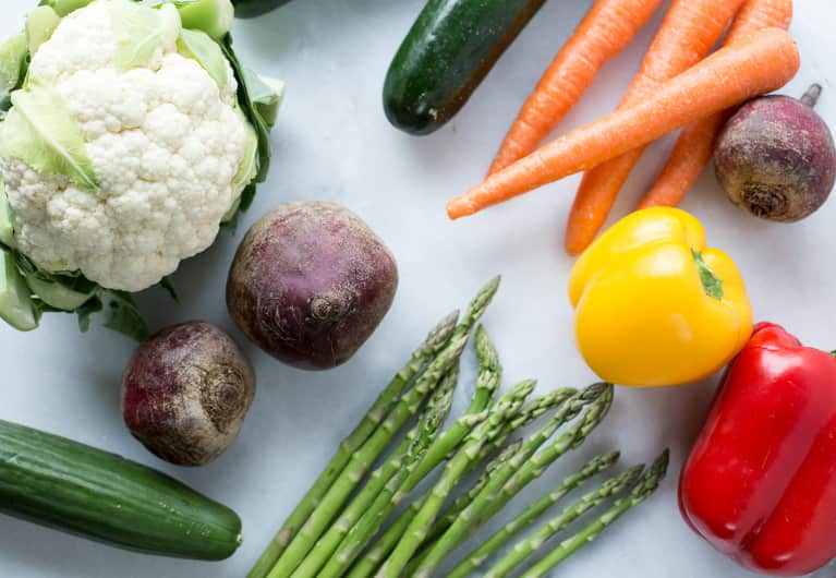 10 Easy Tips To Eat More Vegetables