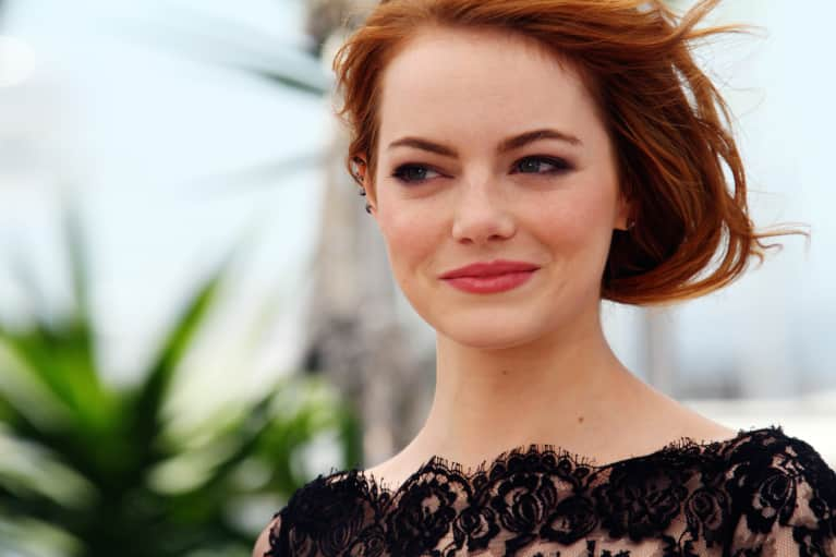 Emma Stone Opens Up About Her Panic Attacks