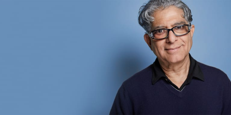 Deepak Chopra, MD, On Love, Death & Mindful Awareness