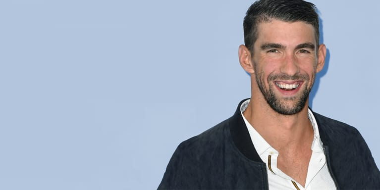 Michael Phelps On Water Conservation, Parenting & The Fruit He's Finally Reintroducing To His Diet