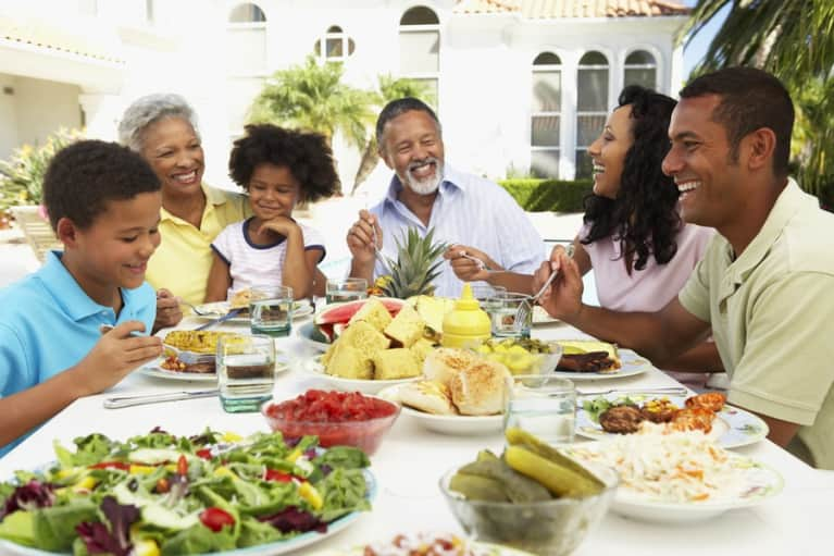 5 Tips To Nudge Your Family Toward A Plant-Based Diet