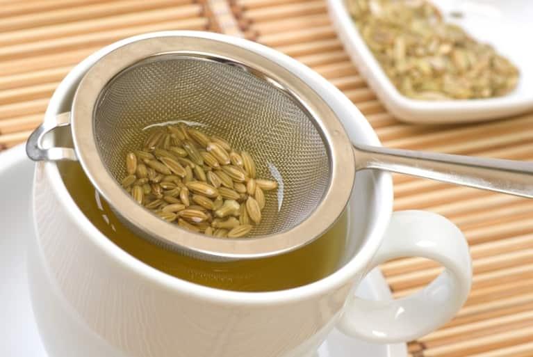 DIY: After-Dinner Tea To Help You Digest