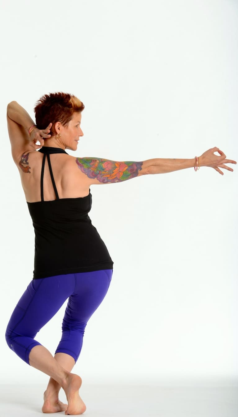 24 Years Of Yoga Practice In 90 Seconds (Video)