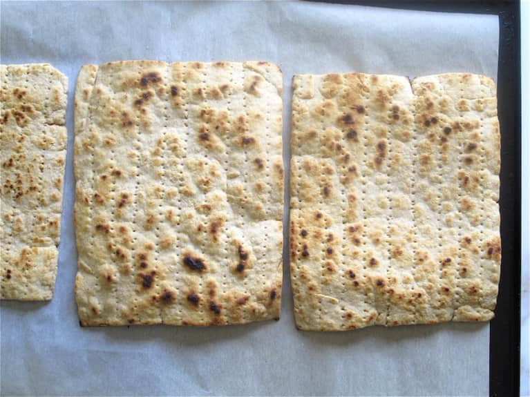Gluten-Free Matzo Just In Time For Passover