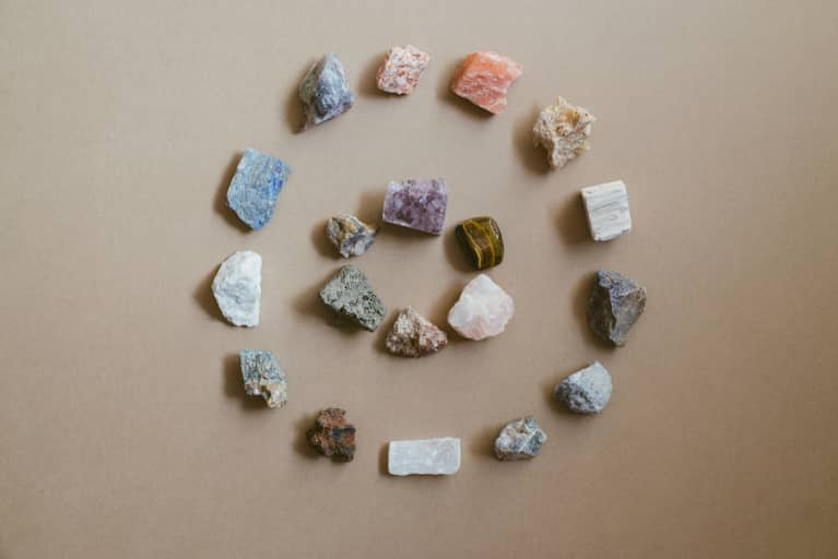 How To Harness The Ancient Power Of Gemstones For Your Best Skin Ever