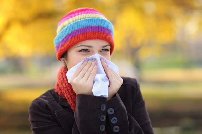 Don't Assume That Runny Nose Is A Cold...