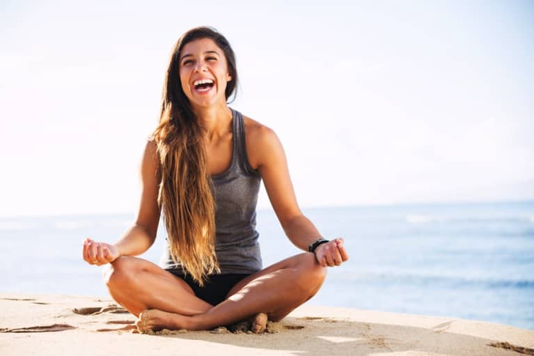 15 Ways To Squeeze More Yoga Into Your Everyday Activities