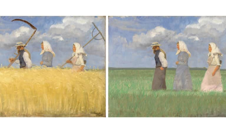 "Hilarious ""Gluten-Free Museum"" Tumblr Removes Grains From Works Of Art"