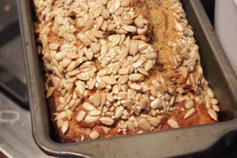 Gluten-Free Recipe: Homemade Bread