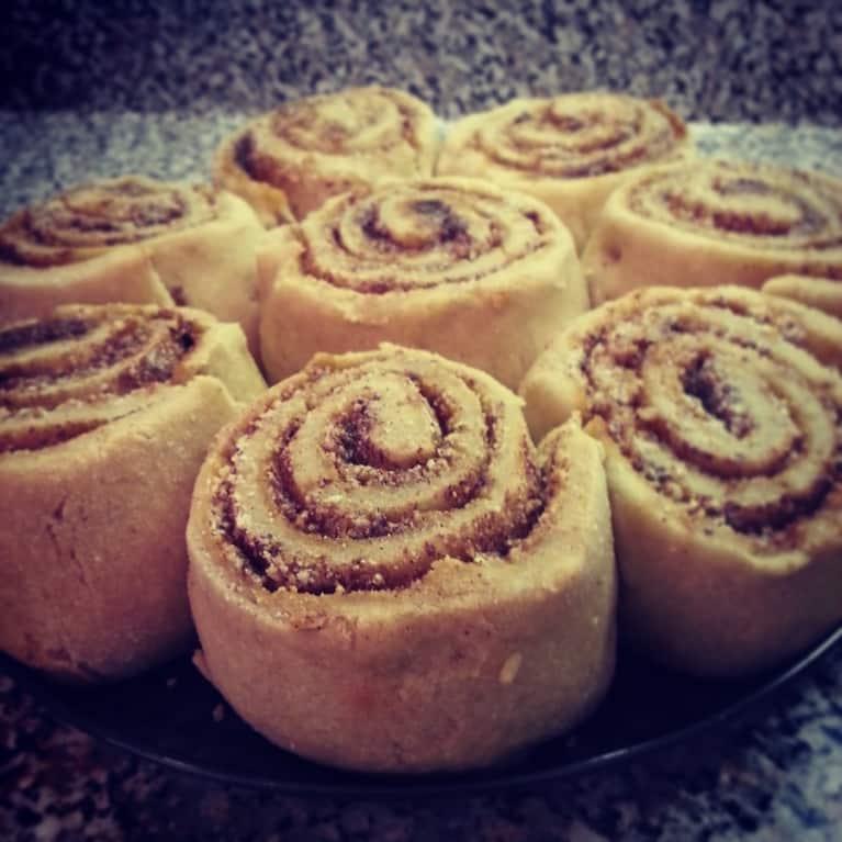 Gluten-Free Cinnamon Rolls (Yum! Yum! Yum!)