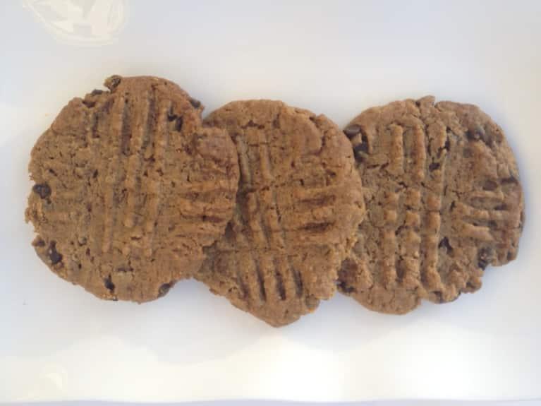Gluten-Free Recipe: Peanut Butter Cookies