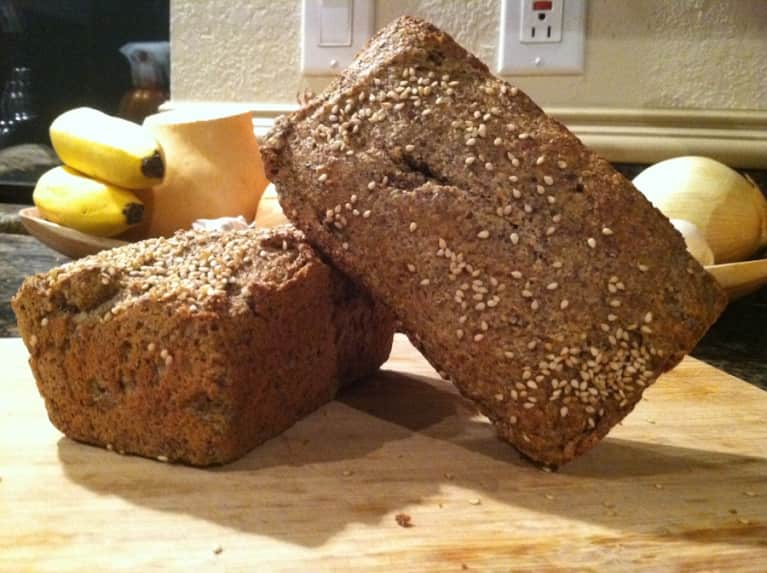 Grain-Free, Omega-Rich Flaxseed Bread Recipe