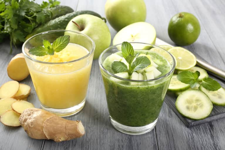 The 10 Commandments Of A Juice Cleanse