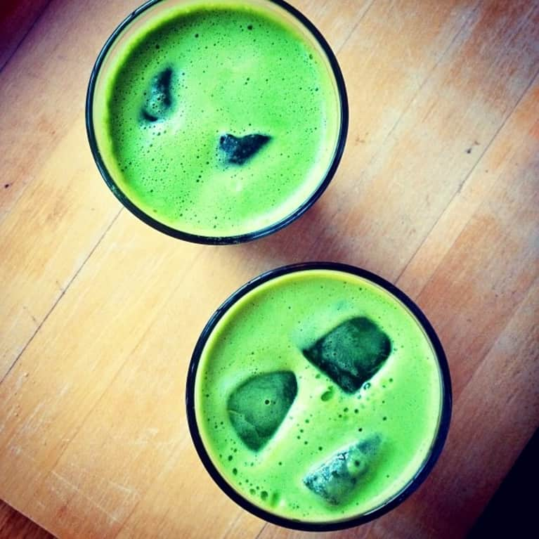 Turn Your Green Juice Into A Refreshing Cocktail With These Recipes!
