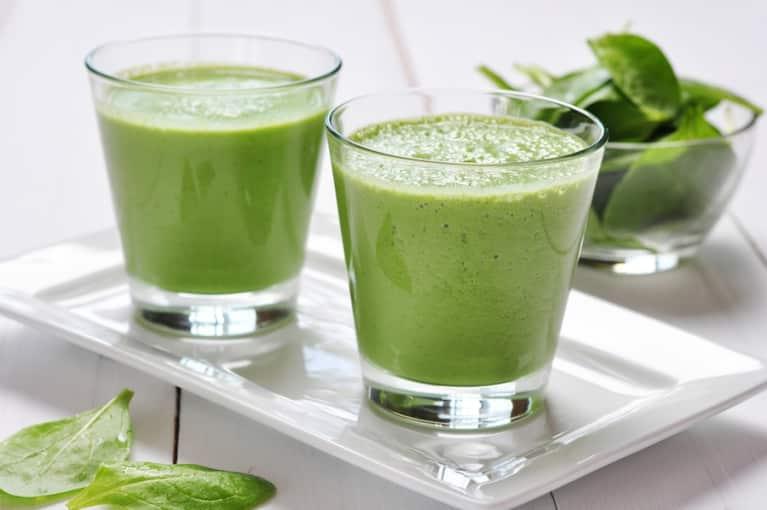 Anti-Inflammatory Green Juice