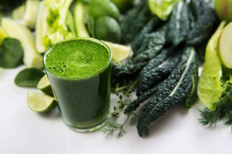 Why Green Juices Aren't Just A Fad