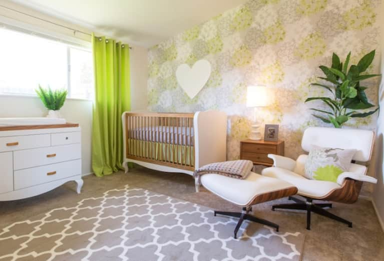 7 Ideas To Create A Toxin-Free Nursery For Your Baby