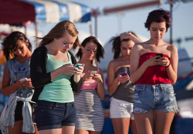 Does Social Media Make You Antisocial?