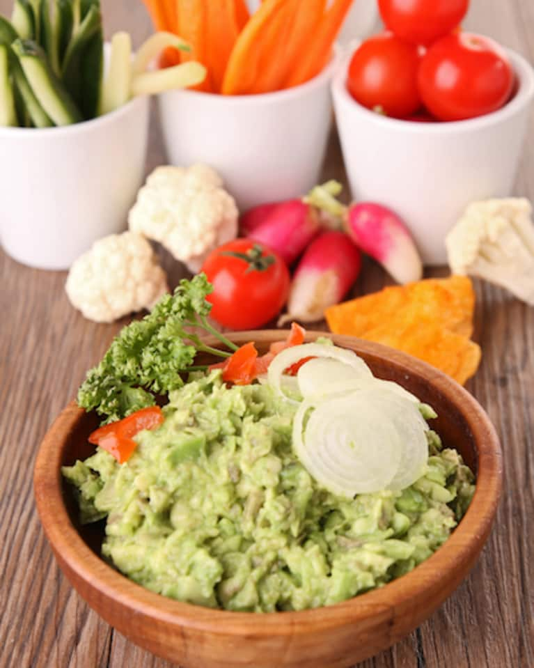 Make This Guacamole For Your Super Bowl Party!