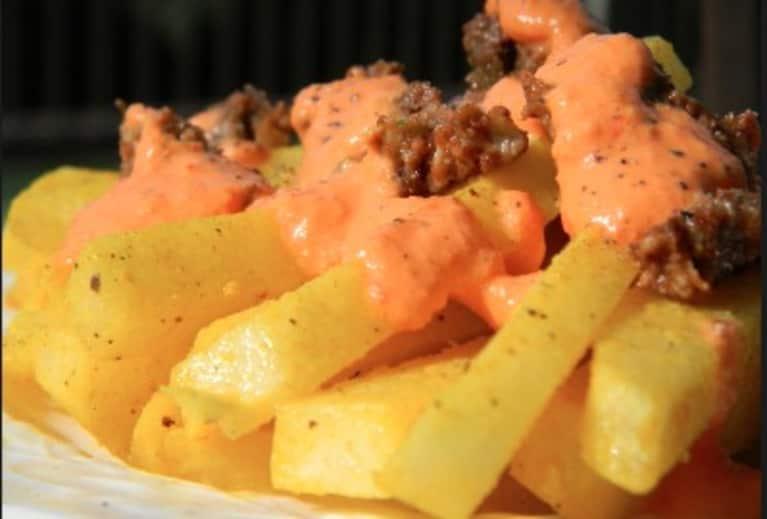 Vegan Recipe: Decadent Cheese Fries