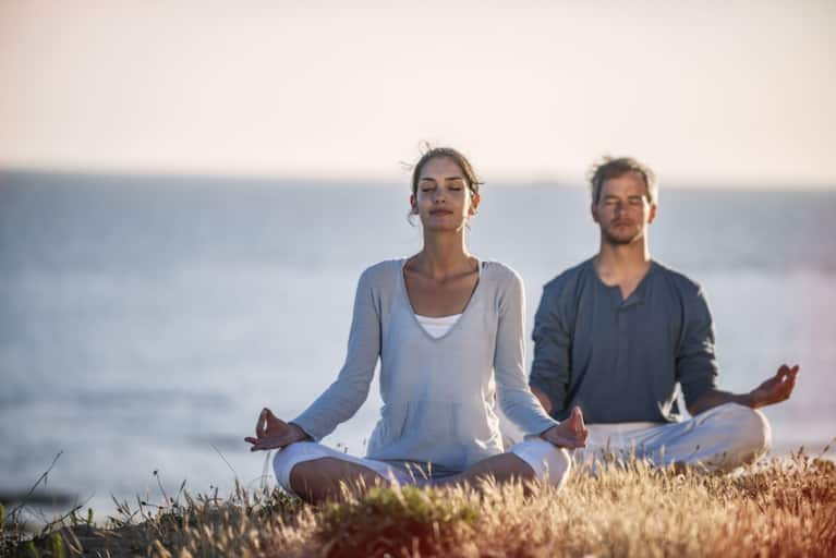 How To Connect With Your Partner Through Meditation