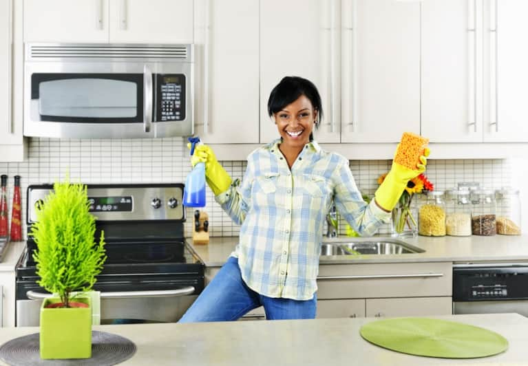 DIY: The 5 Simplest All-Natural Home Cleaners