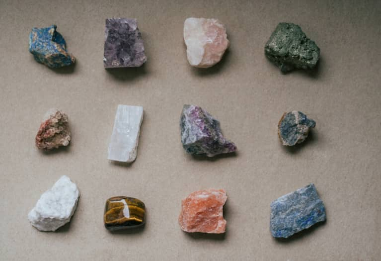 Harness The Ancient Power Of Healing Crystals For The Year Ahead