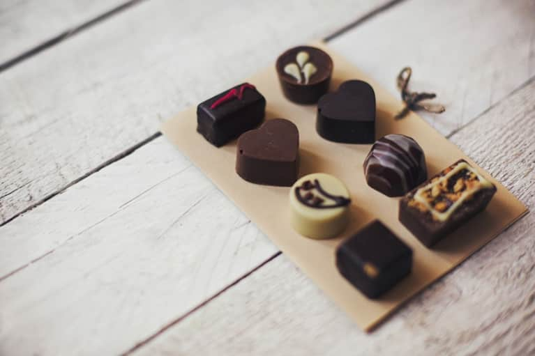 Want To Lose Weight? Eat Chocolate