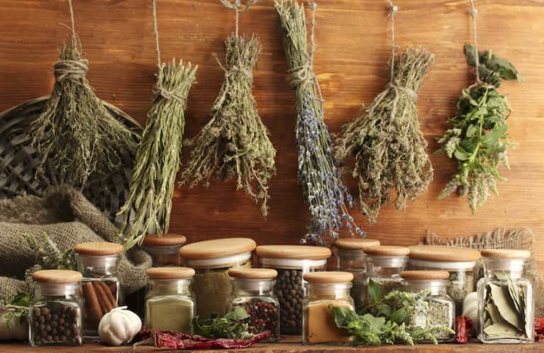 10 Herbal Essentials For The Healing Temple Kitchen