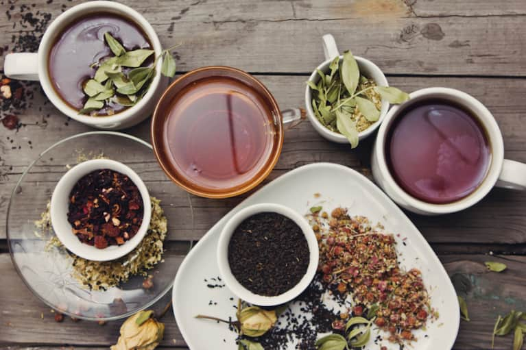 3 Herbal Teas To Get You Through Your Day