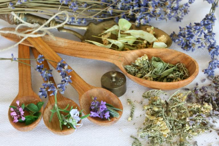 3 Ancient Herbs To Reduce Stress & Anxiety