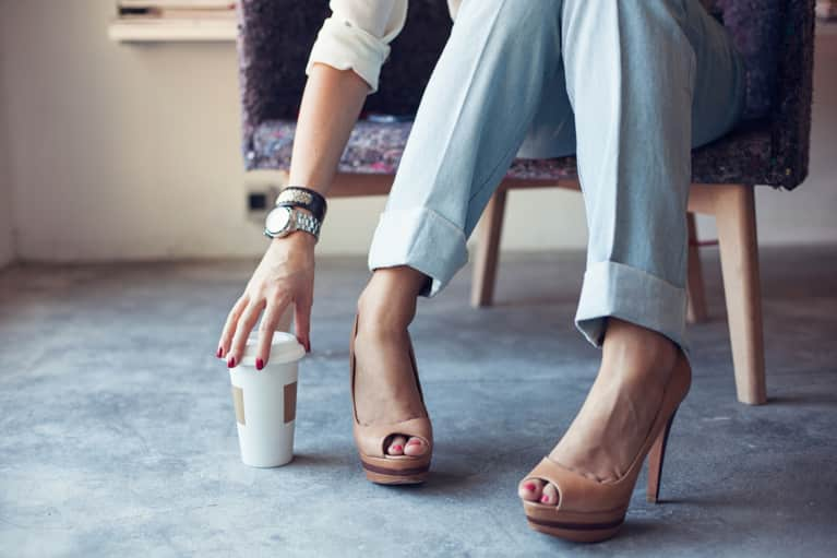 Love Wearing Heels? 3 Options That Won't Destroy Your Body
