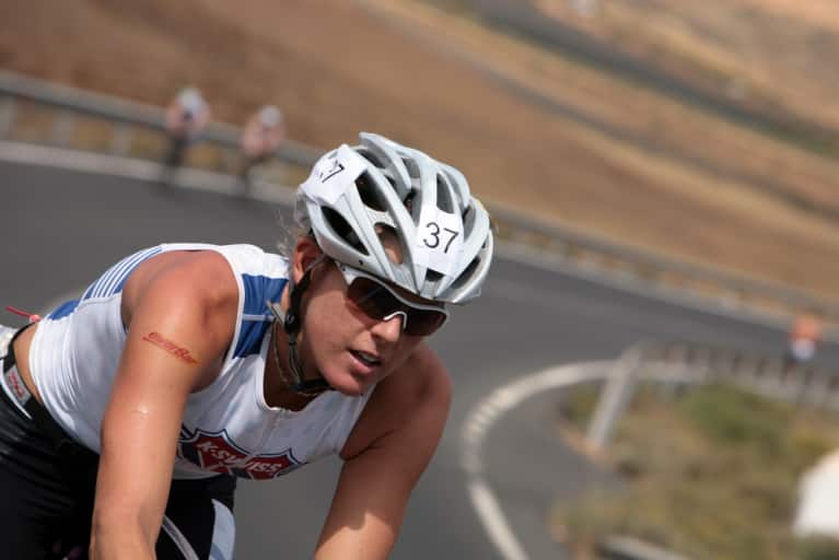 Healthy Travel Tips From Ironman Champion, Hillary Biscay