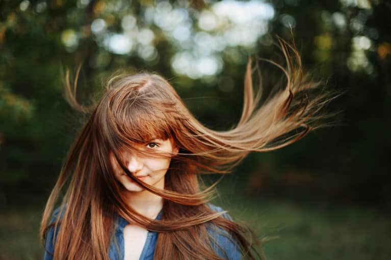 5 Simple Strategies For Naturally Healthy Hair