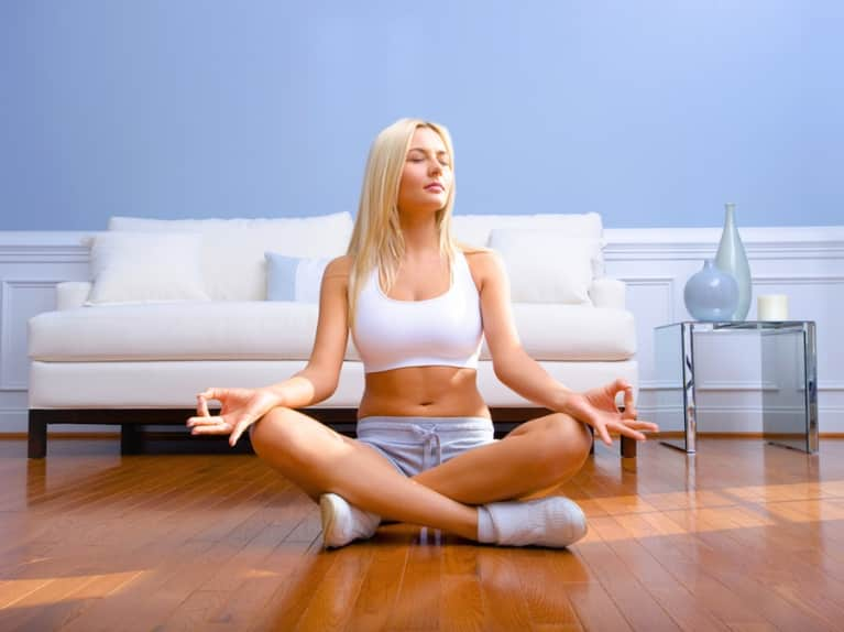 Jumpstart Your Home Yoga Practice + Save Time & Money!