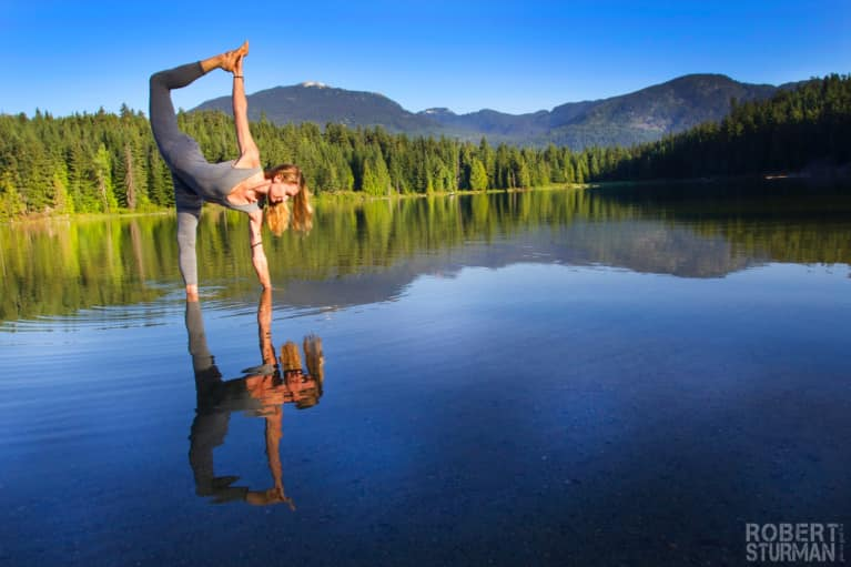 Yoga In Whistler (Magical Photos From Wanderlust Festival)